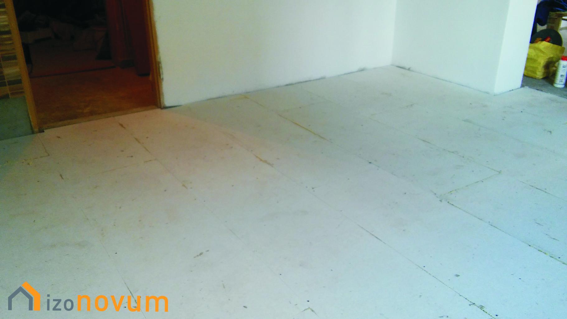 Suchá podlaha
