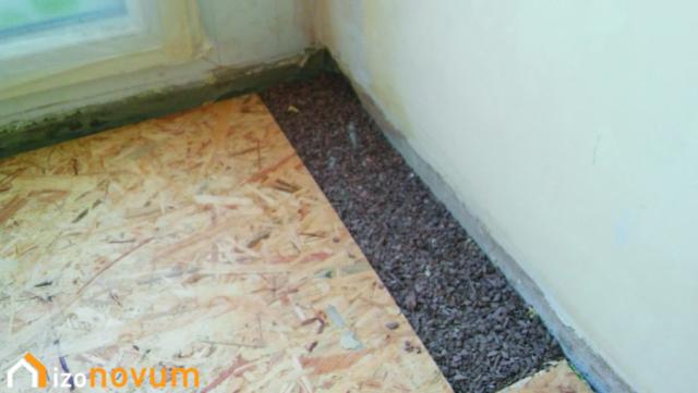 Vyrovnanie podlahy suchou cestou